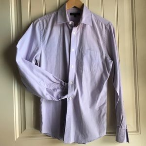Express Lavender purple dress shirt - Tailored fit